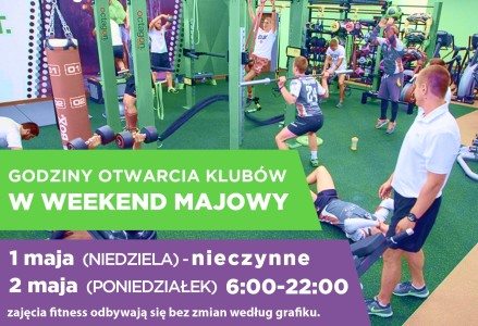 weekend majowy lublin